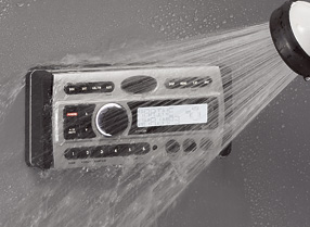 water proof cd player. Black Bedroom Furniture Sets. Home Design Ideas