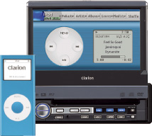 how to connect the blt370 to clarion nx409