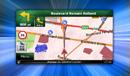 Automobilový navigační systém GPS vás povede po správné trase.