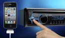 Ausgezeichnete iPod® und iPhone®-Anbindung