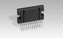 4 × 50 Watt mit MOSFET-Endstufe