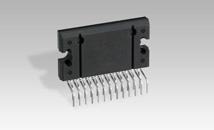 4 × 45 Watt mit MOSFET-Endstufe