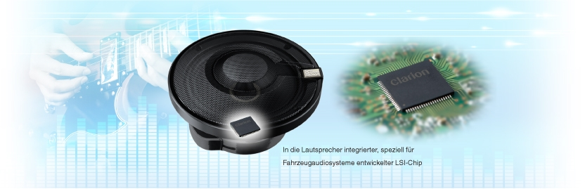 clarion germany austria full digital sound system. Black Bedroom Furniture Sets. Home Design Ideas
