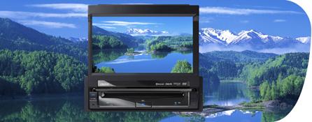 Pantalla LCD WVGA digital