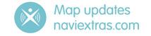 Mise à jour des données cartographiques