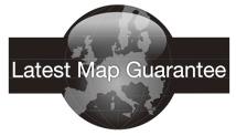 Données cartographiques les plus récentes garanties