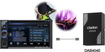 Nx E Hi X on Radio Control Module