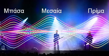 Μείνετε συνδεδεμένοι με τη μουσική σας στο iPhone/iPod