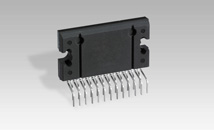 4 × 45 Watt con amplificatore di potenza MOS-FET