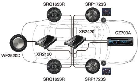 Wiring Diagram For Boss Marine Stereo