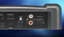 Позолоченные контакты RCA и клеммы на всех усилителях серии XR