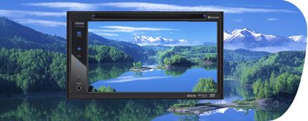 Цифровой ЖК-экран WVGA