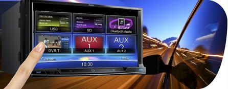 Dahili DVB-T (Dijital Video Yayını – Karasal)