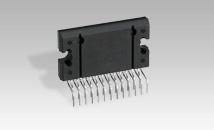 4 × 50 watt with MOS-FET power amp
