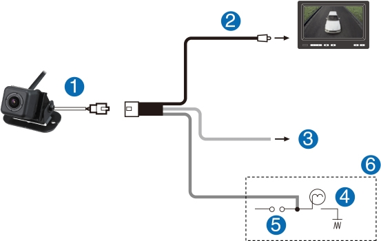 accessory light wiring harness  | 500 x 500