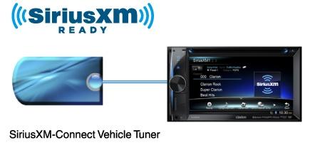 RADIO CLARION NX602 CON GPS